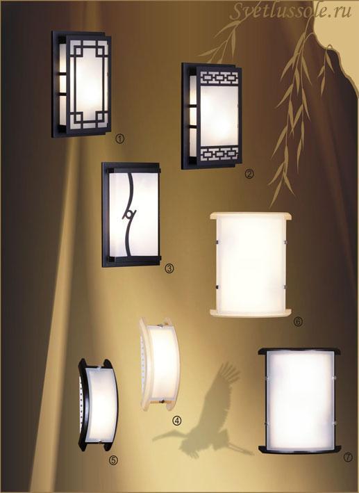Декоративный светильник 617-722-02 velante