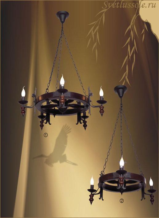 Декоративный светильник 586-723-05 velante