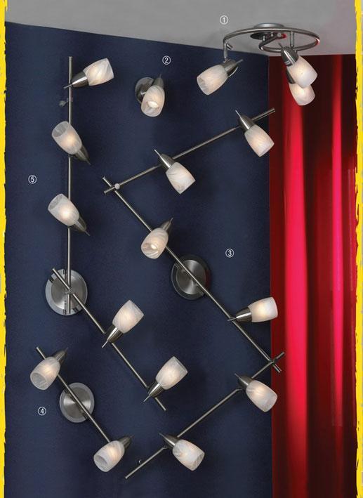 Декоративный светильник Cevedale LSQ-6907-03