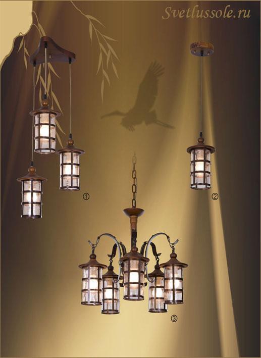 Декоративный светильник 588-706-03 velante