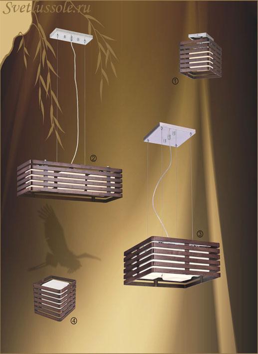 Декоративный светильник 676-703-03 velante