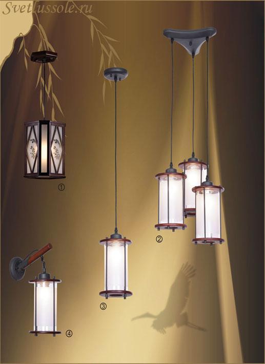 Декоративный светильник 597-706-03 velante