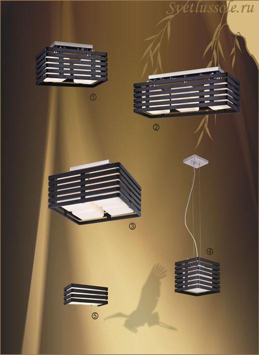 Декоративный светильник 676-727-03 velante