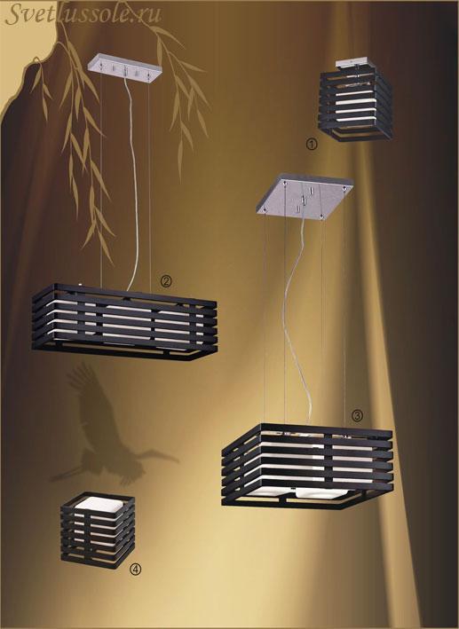 Декоративный светильник 676-723-03 velante