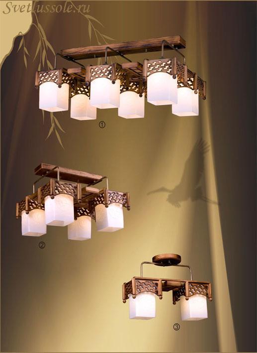 Декоративный светильник 559-707-04 velante
