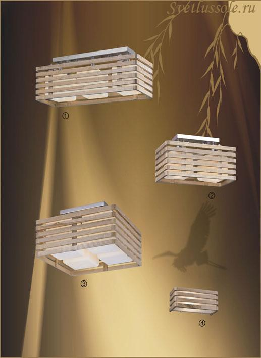 Декоративный светильник 676-717-03 velante