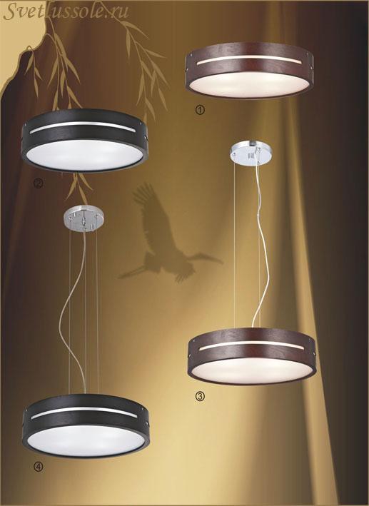 Декоративный светильник 675-727-04 velante