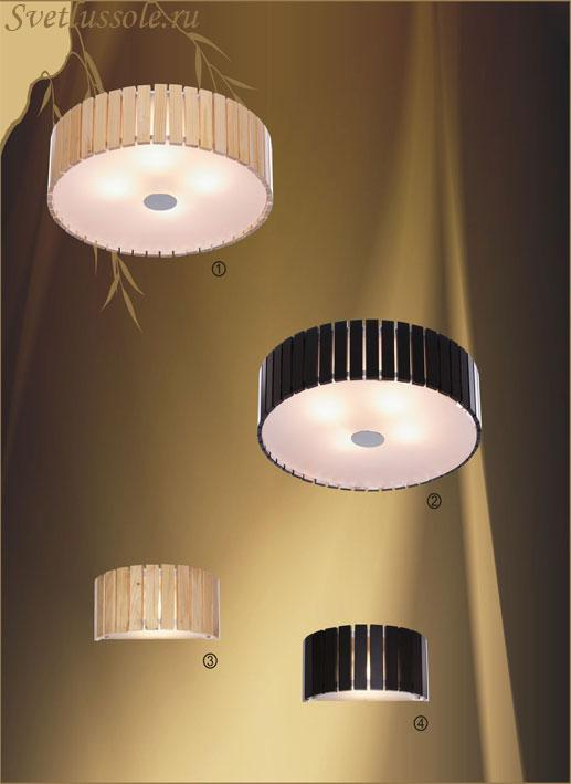 Декоративный светильник 657-717-04 velante