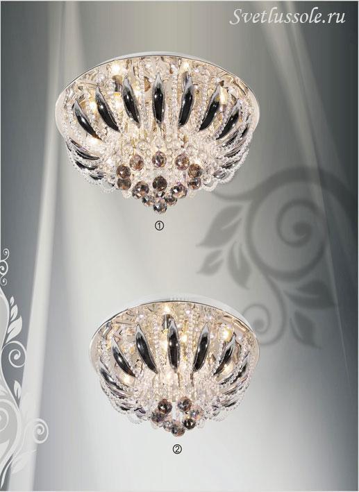 Декоративный светильник 740-107-09 velante