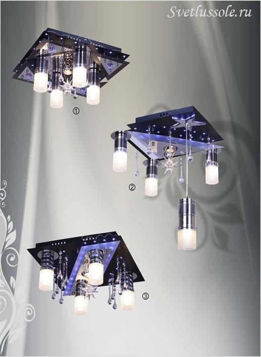 Декоративный светильник 174-247-05 velante