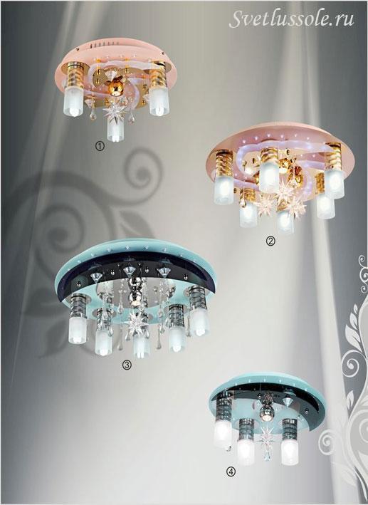 Декоративный светильник 170-297-06 velante
