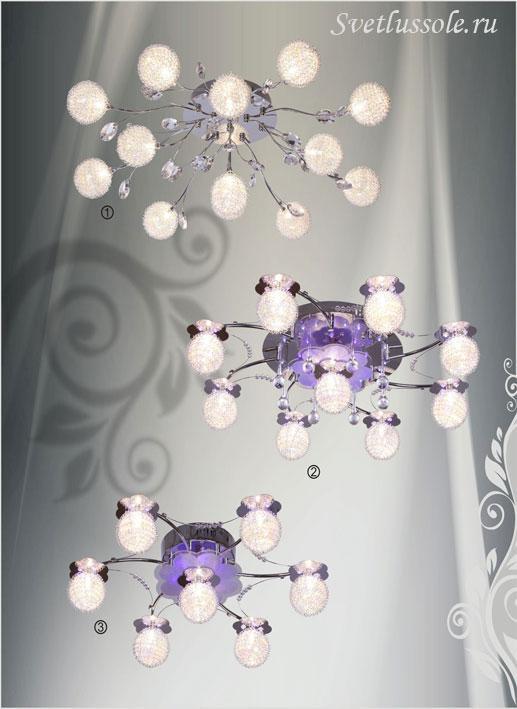 Декоративный светильник 759-107-07 velante