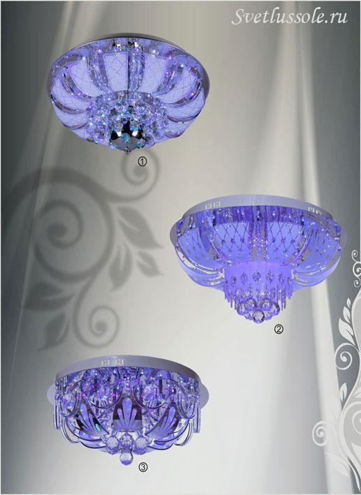 Декоративный светильник 198-107-11 velante