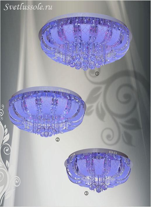 Декоративный светильник 196-107-14 velante
