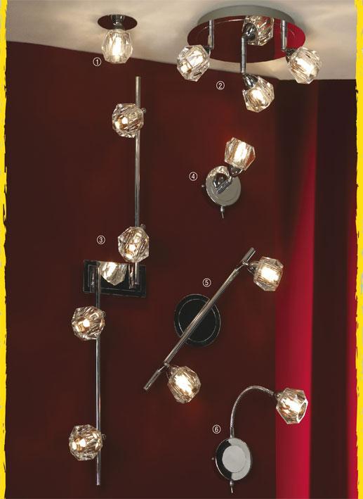 Декоративный светильник Atripalda LSQ-2001-03