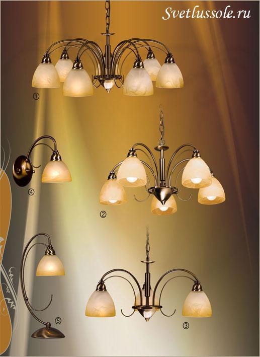 Декоративный светильник 353-513-05_velante