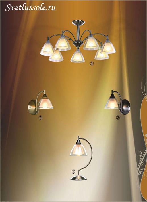 Декоративный светильник 354-207-07_velante