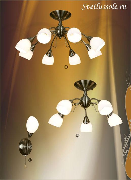 Декоративный светильник 169-507-05_velante