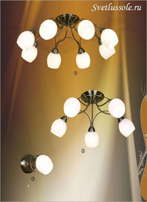 Декоративный светильник 168-507-08_velante