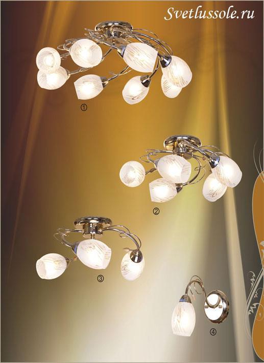 Декоративный светильник 766-307-05_velante