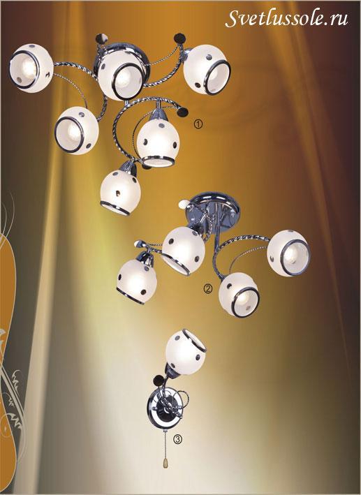 Декоративный светильник 138-107-06_velante