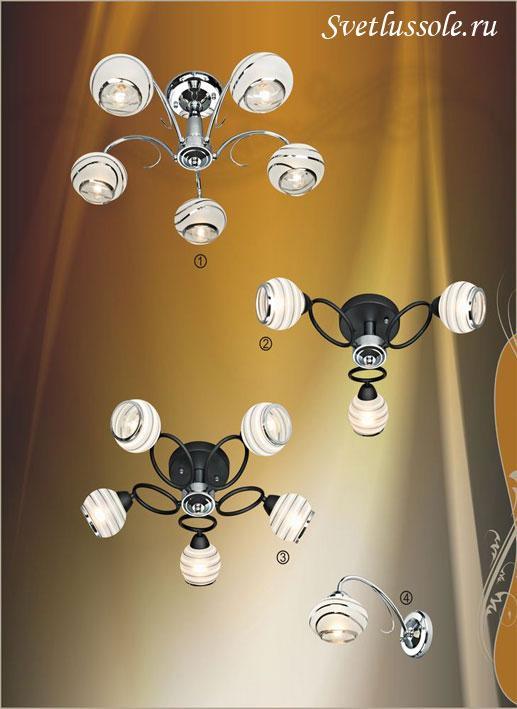 Декоративный светильник 773-107-05_velante