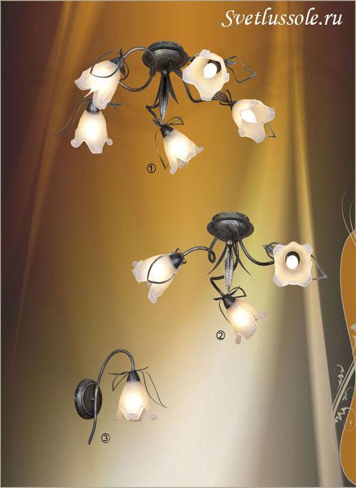 Декоративный светильник 389-507-05_velante