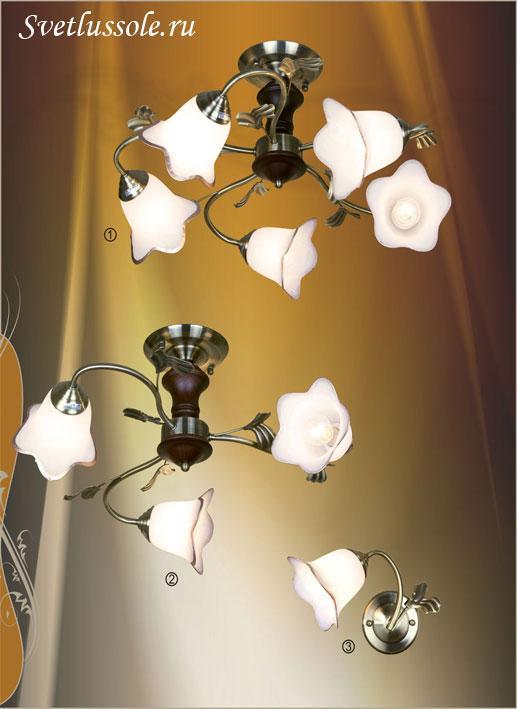 Декоративный светильник 137-507-05_velante