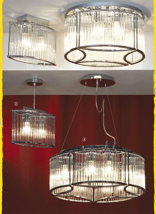 Декоративный светильник Nardo LSC-3307-08