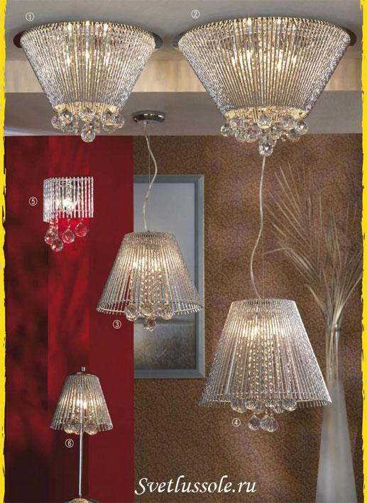 Декоративный светильник Piagge LSC-8407-12
