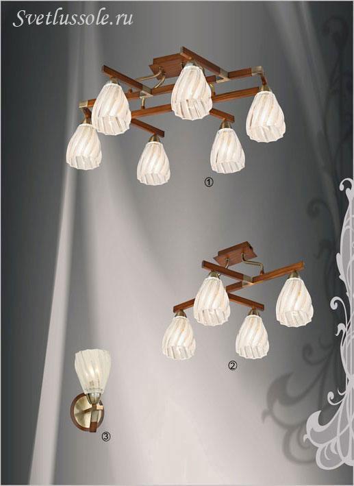 Декоративный светильник 284-507-04_velante