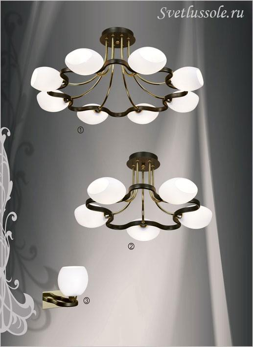 Декоративный светильник 269-307-05_velante