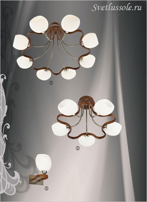 Декоративный светильник 269-507-08_velante