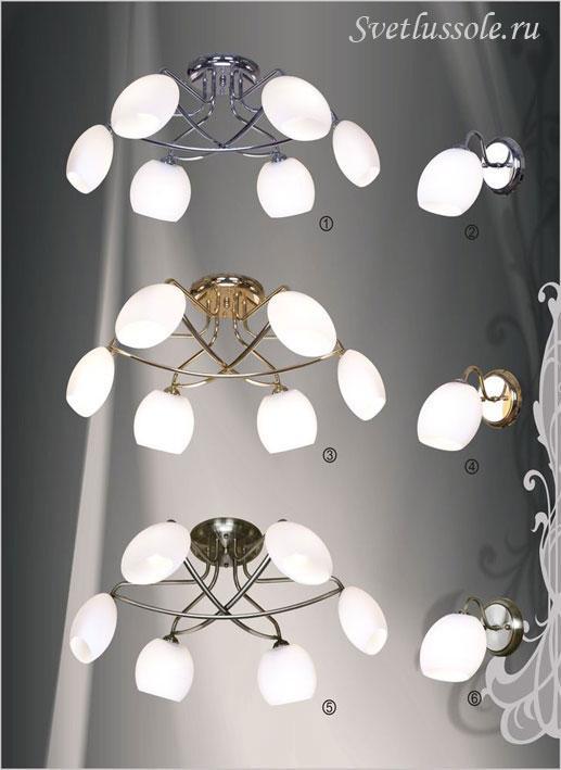Декоративный светильник 770-107-06_velante