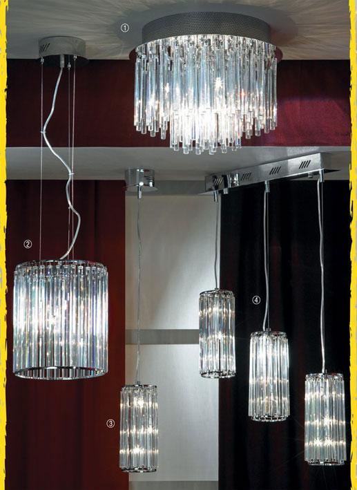 Декоративный светильник Gelido LSA-2306-09