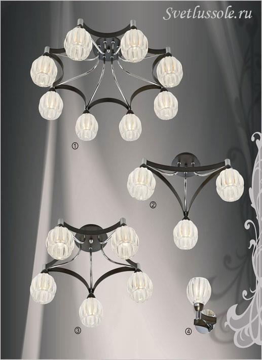 Декоративный светильник 263-107-08_velante