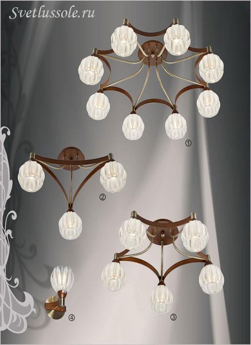 Декоративный светильник 263-507-05_velante
