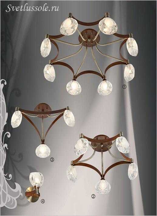 Декоративный светильник 264-507-05_velante