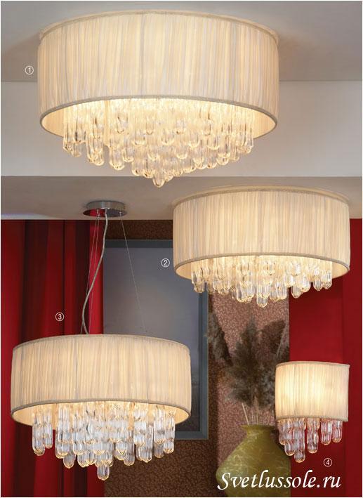 Декоративный светильник Appiano LSC-9507-07