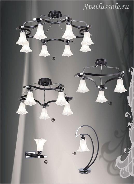 Декоративный светильник 275-107-05_velante