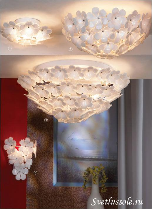 Декоративный светильник Asinara LSA-5107-05