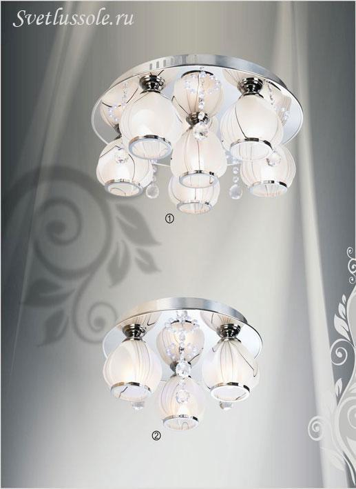 Декоративный светильник 179-107-06 velante