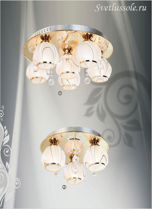 Декоративный светильник 179-307-06 velante
