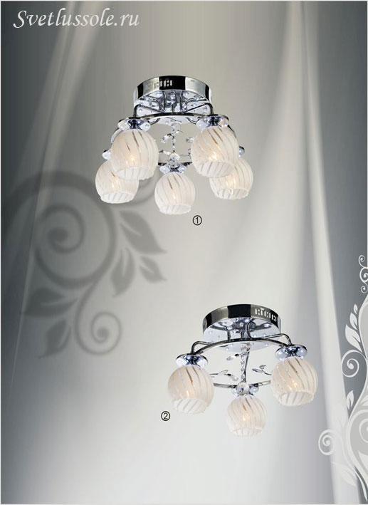 Декоративный светильник 753-107-05 velante