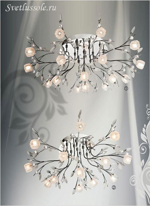 Декоративный светильник 756-107-16 velante