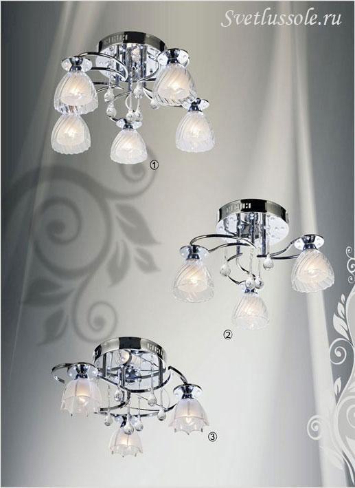 Декоративный светильник 752-107-03 velante