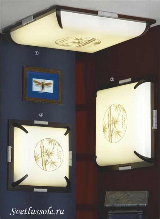 Декоративный светильник Milis LSF-8012-03