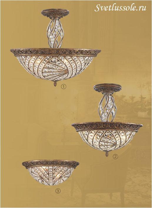 Декоративный светильник WE311.06.503_wertmark
