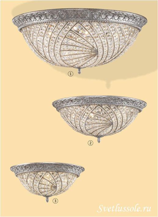 Декоративный светильник WE311.10.207_wertmark