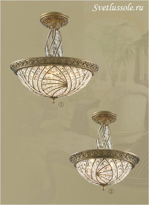 Декоративный светильник WE311.06.603_wertmark